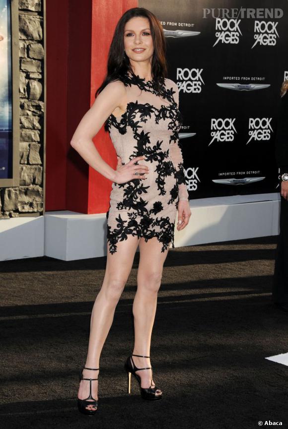 Catherine Zeta-Jones nue Photos et Vidos de Catherine