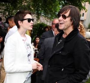 Anne Hathaway, Solange Knowles, Jim Carrey : la Garden Party de Stella McCartney