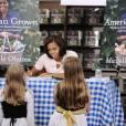 Michelle Obama, tout le monde l'aime.