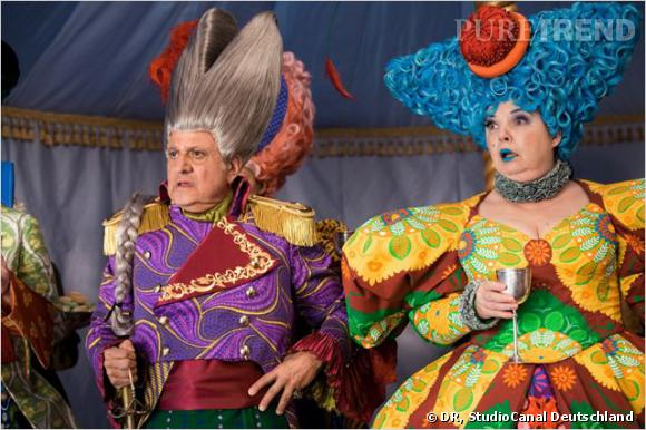 Dans le monde de la méchante reine Julia Roberts, les costumes sont grotesques. Et si c'était ça, le vrai enfer ?