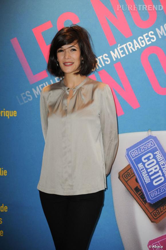 Mélanie Doutey, le charme à la française.