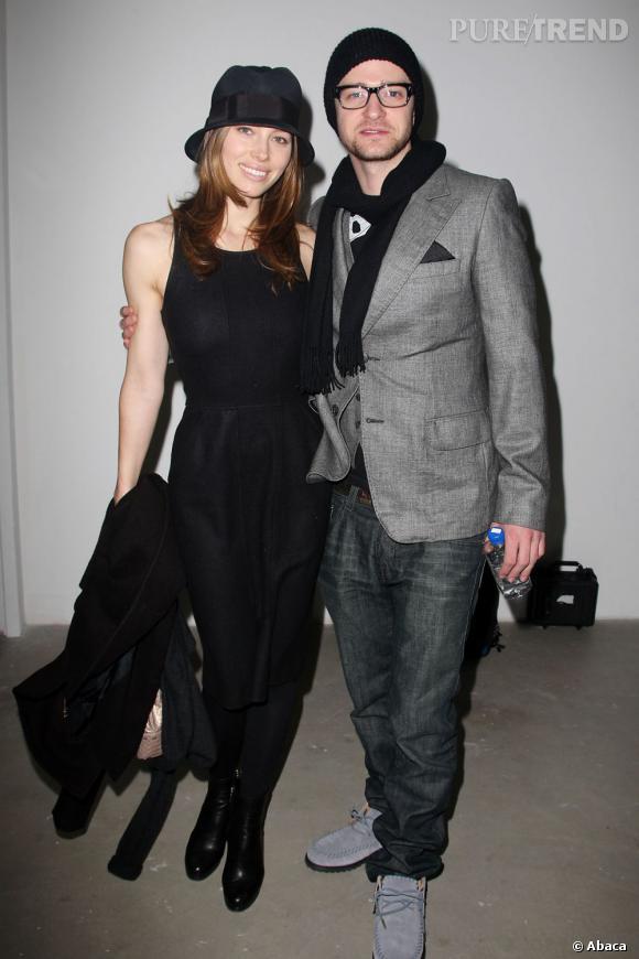 Au début de leur relation, Justin Timberlake et Jessica Biel n'étaient clairement pas sur la même longueur d'onde niveau mode.