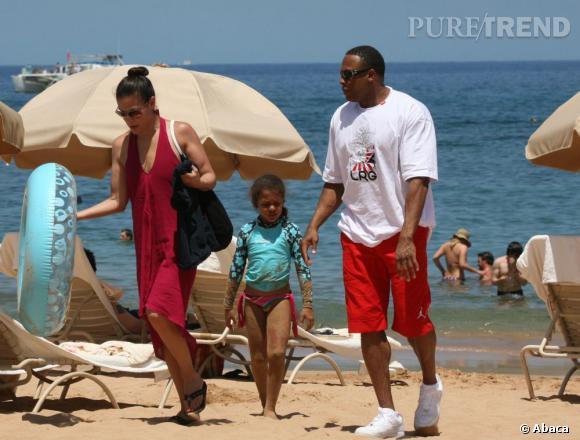 Dr Dre troque les clips sexy et bling-bling contre des vacances en famille.
