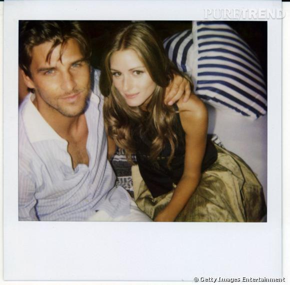 Olivia Palermo et son boyfriend Johannes Hubel photographiés par Jeremy Kost le 12 juillet 2008 lors d'une soirée Hugo Boss à New-York.