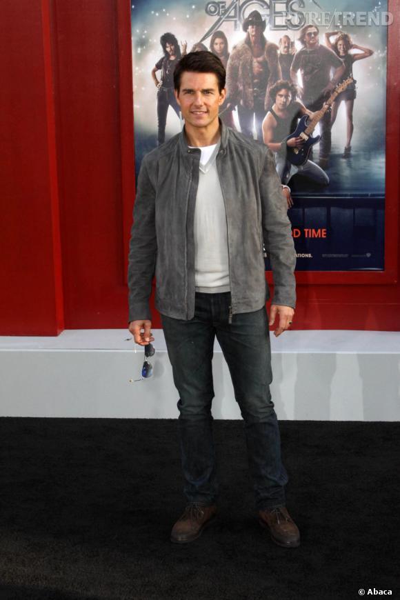 Tom Cruise, cool pour les avant-premières.