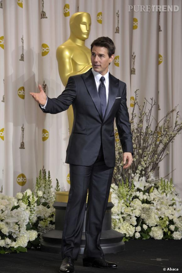 Tom Cruise fête ses 50 ans aujourd'hui.