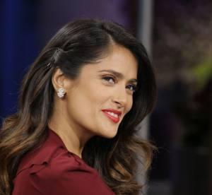Une star, une parure : Le bracelet Pomellato de Salma Hayek