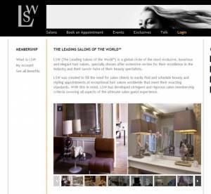 Le guide des salons haut de gamme à avoir : The Leading Salons of the World