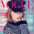 Après sa couverture du Vogue US, Emma Stone s'attaque à la version UK et revient à ses premiers amours : le roux et les tâches de rousseur. Adorable !