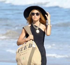 Rachel Zoe, maman chic et choc... A shopper !