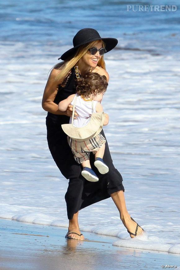 Rachel Zoe, une maman tout terrain pleine de style.