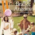 Brangelina, le couple le plus célèbre d'Hollywood, se moque de lui-même en posant comme une famille parfaite