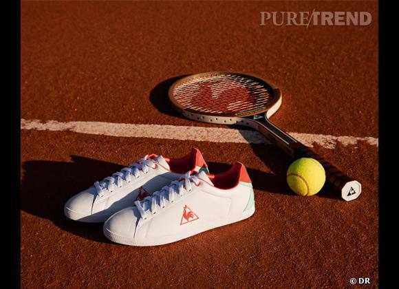 Le must have de Jennifer     Basket Auteil Le Coq Sportif, 75 €