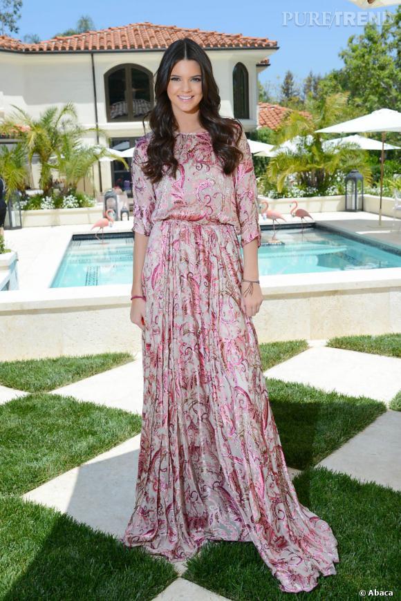Plus classe que ses grandes soeurs, Kendall pourra-t-elle devenir une vraie modeuse ?