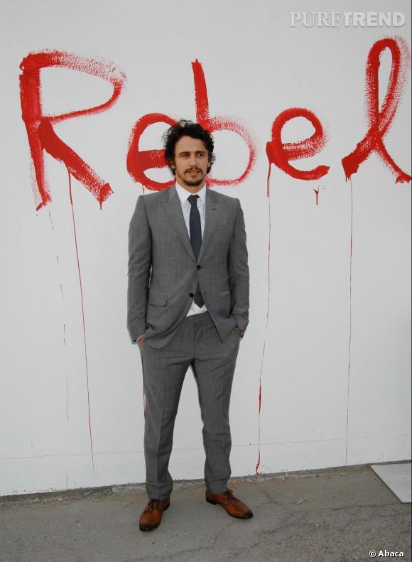 """James Franco aime les rôles à contre-emploi et il le montre une nouvelle fois dans """"About Cherry"""" un film sur l'univers du X."""