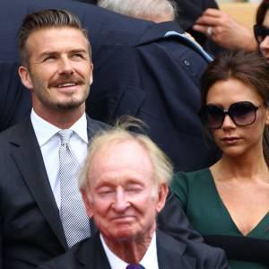 Les Beckham, stars des J.O.