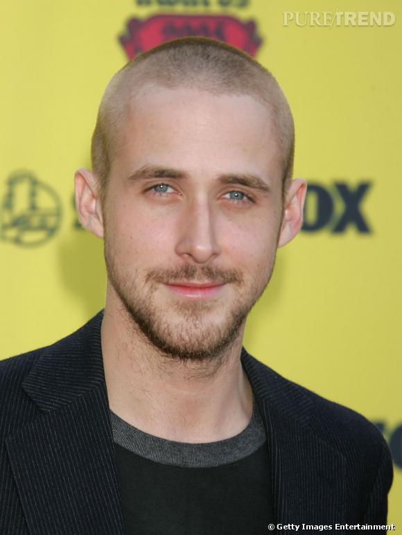 Ryan Gosling avait dû se raser le crâne pour les besoins du film Danny Balint - Puretrend