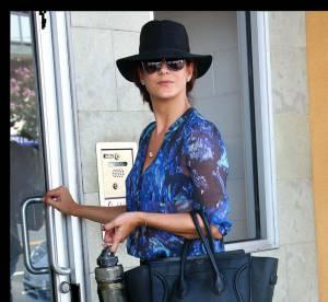 Kate Walsh, un look estival joliment revisité... A shopper !