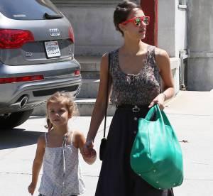 Jessica Alba et sa fille Honor : encore et toujours au top !