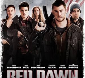 """Connor Cruise sera prochainement à l'affiche de """"Red Dawn"""" avec Isabel Lucas et Chris Hemsworth."""