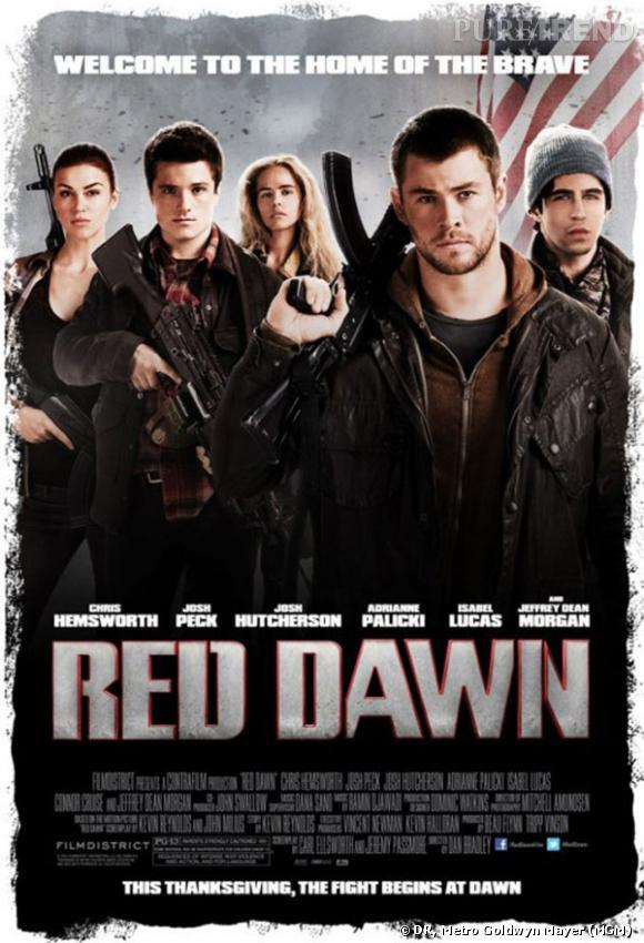 "Connor Cruise sera prochainement à l'affiche de ""Red Dawn"" avec Isabel Lucas et Chris Hemsworth."