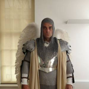 Robbie Williams, un ange ?