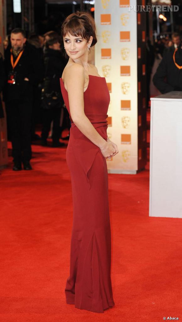 Penelope Cruz ne devrait pas accoucher avant 2013.