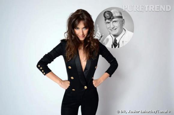 Mais d'où vient la follie des Miss Meteo de Canal + ?La dernière en date est Doria Tillier.