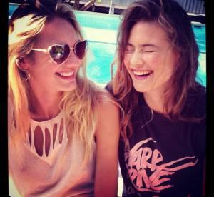 Candice Swanepoel, Miranda Kerr, Alessandra Ambrosio : la vraie vie des anges sur Twitter