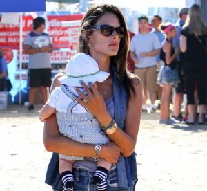 Alessandra Ambrosio, la plus sexy des jeunes mamans