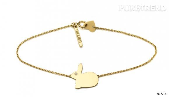 bracelet bunny love  katie hillier