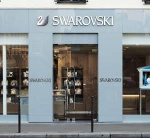 Swarovski investit la place de la Madeleine avec une nouvelle boutique