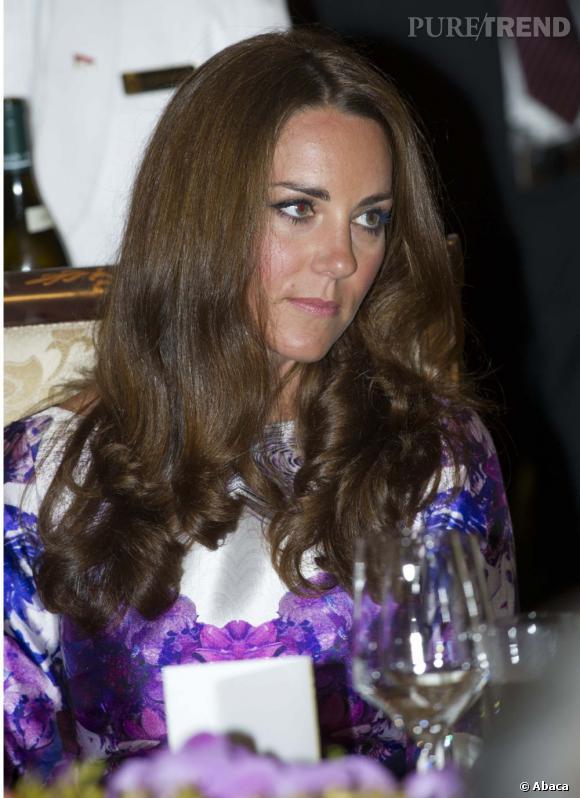 Un choc pour la future reine, qui se dit très attristée par cette violation de sa vie privée.