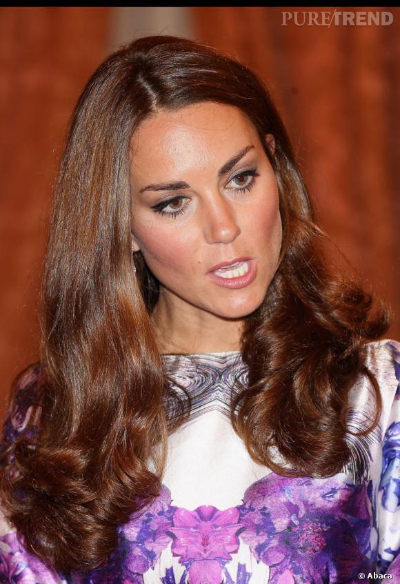Kate Middleton, topless en Une d'un magazine français...