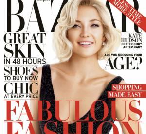 Kate Hudson, ses grossesses, Matthew Bellamy et Glee : toutes ses confidences pour le Harper's Bazaar