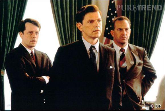 """Bruce Greenwood incarne John F. Kennedy dans """"Treize Jours""""."""