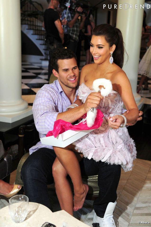 kim kardashian continue d 39 affirmer que son mariage avec kris humphries n 39 tait pas arrang elle. Black Bedroom Furniture Sets. Home Design Ideas