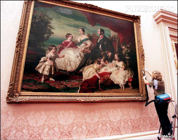 """Allez, un clin d'oeil histoire pour terminer : La Reine Victoria et le Prince Albert en 1840 étaient aussi les """"victimes"""" d'un mariage arrangés. Ah, monde cruel."""
