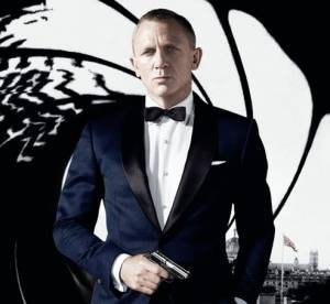 Skyfall : Daniel Craig, un James Bond très british et sexy en Tom Ford