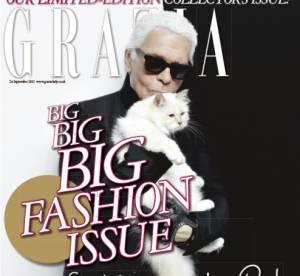 Choupette Lagerfeld : sa première couverture de magazine !