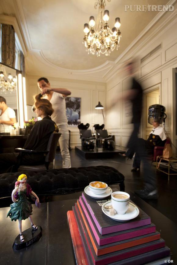 les meilleurs coloristes de paris le salon christophe robin au meurice - Meilleur Coloriste Paris