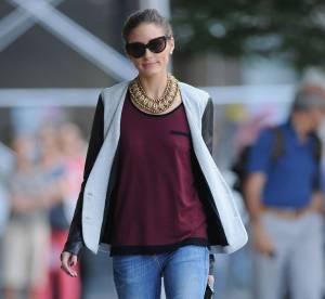 Olivia Palermo, l'art de l'easy chic... A shopper !