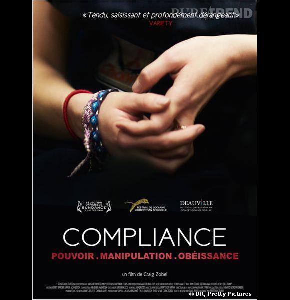 """""""Compliance"""", en salle mercredi 26 septembre."""