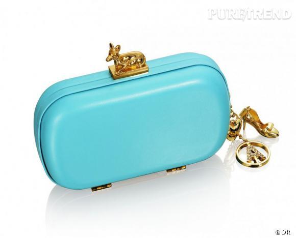 Must have : AdR, la collection d'Anna dello Russo pour H&M      Minaudière 69,95 €