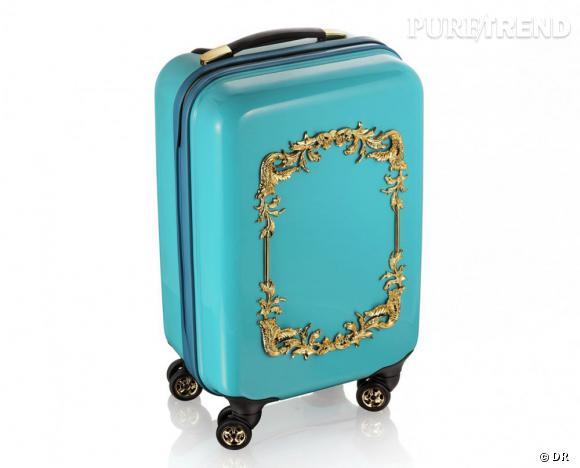 Must have : AdR, la collection d'Anna dello Russo pour H&M      Valise cabine 179 €