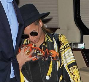 Beyonce : sa petite Ivy Blue gâtée avec des baskets à 800 dollars !