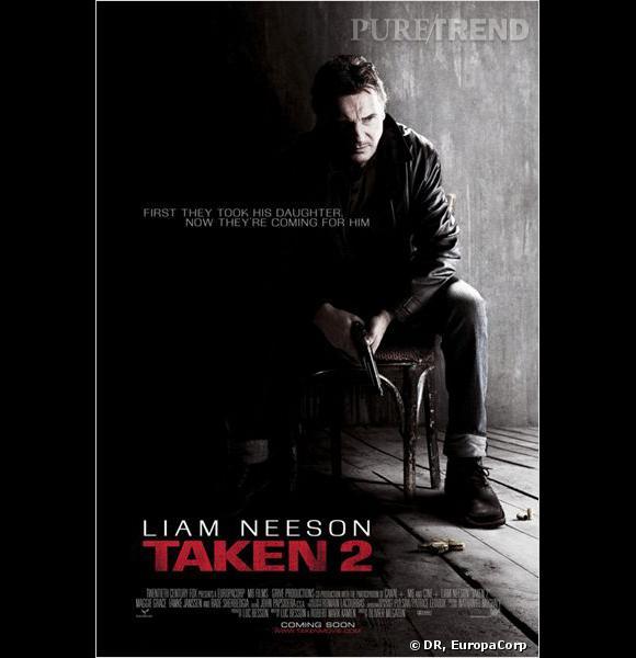 """""""Taken 2"""" au cinéma le 3 octobre."""