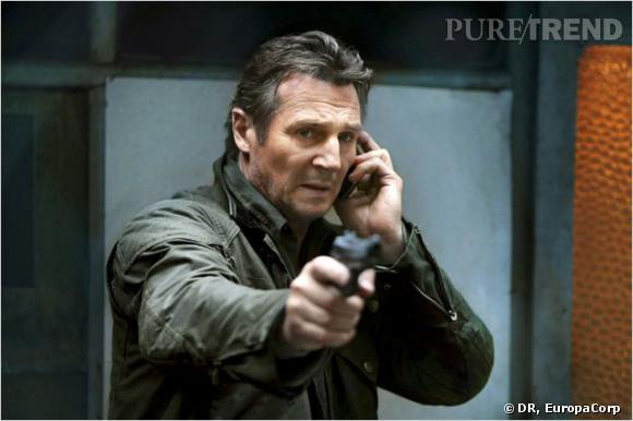 """Liam Neeson dans """"Taken 2"""" joue les héros."""