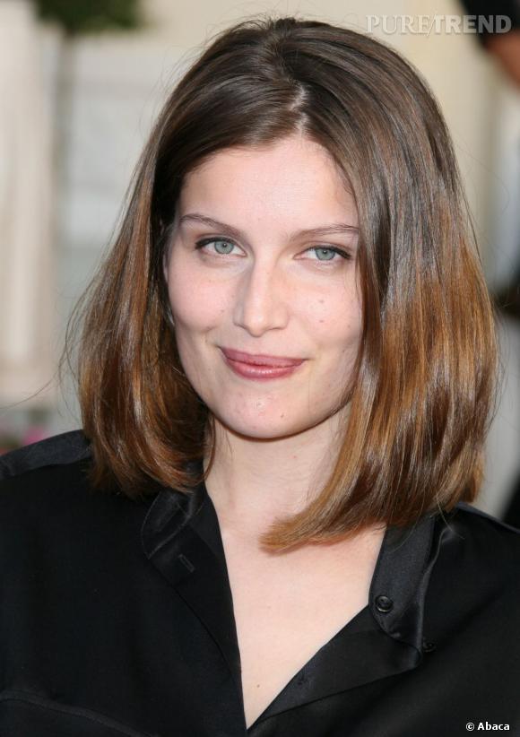 Plus Serieuse Elle Coupe Ses Cheveux En Un Carre Mi Long Une