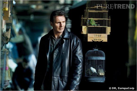 """""""Taken 2"""", Liam Neeson joue les héros."""